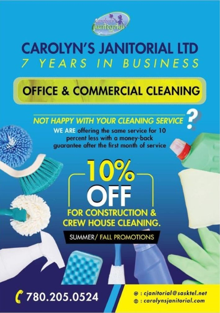 Carolyns Janitorial best price